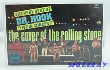 DR. HOOK Live very best of COVER OF THE ROLLING STONE sylyia's mother cassette