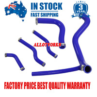 Silicone Radiator Cooling Hose Pipe Kits For MG MGB GT 1976-1980 1977 1978 1979