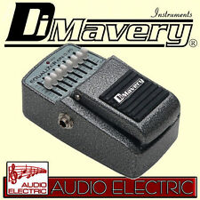 Dimavery EPEQ-70 Graphic Equalizer Pedal EQ