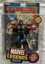 Marvel Legends Series 3 THOR Action Figure - Toy Biz 2002 - New in Package