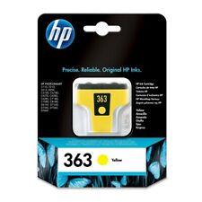 HP 363 - CARTUCCIA ORIGINALE GIALLO - C8773E