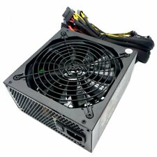"KENTEK 1050 Watt 140mm 5.51"" Fan PC ATX Power Supply 12V EPS12V Wire SLI 1050W"