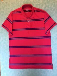 """OLD NAVY"" MEN'S SHORT SLEEVE 100% COTTON POLO/GOLF SHIRT SLIM FIT SIZE L"