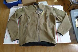 NWT Arc'teryx LEAF Bravo jacket Made in Canada not China size Large Crocodile