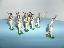"""MARX 'WARRIORS OF THE WORLD """" CADETS - 9 COUNT"""