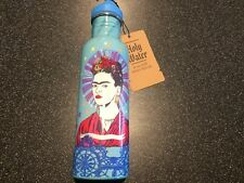 Frida Kahlo Stainless Steel Water Bottle