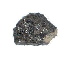 SUPERB 2.5 gram TISSINT MARTIAN SHERGOTTITE METEORITE w/ ~90% FUSTION CRUST !