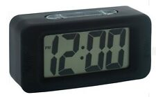 Acctim 13963 Vivo L.C.D Alarm Clock With Black Silicon Casing ( OUR 4ROBP )