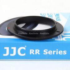 JJC RR-NEX Anillo Adaptador Inversor Macro Objetivos lentes 52mm Sony E-Mount