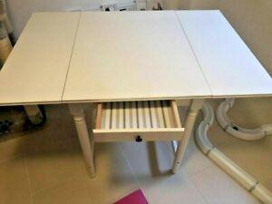 IKEA Klapptisch INGATORP weiß