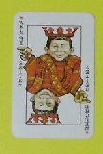 Ersatzkarte Mad Kartenspiel // Welche Seite Rot
