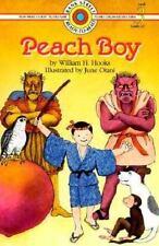 PEACH BOY (Bank Street Level 3*)-ExLibrary