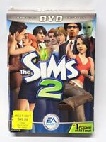 The Sims 2 - [Special DVD Edition] - (PC 2004) WITH BONUS DISC - EA VIDEO GAMES