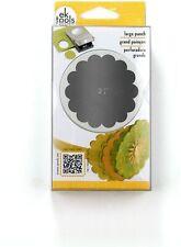 EK Tools 2.25-Inch Scallop Circle Punch Large