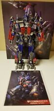 Transformers Black Apple Thunder Leader (Optimus) 100% COMPLETE *MINT CONDITION*