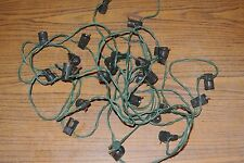 Vintage NOMA Outdoor Christmas TREE Lights LITES ANTIQUE HOUSE FRONT PORCH
