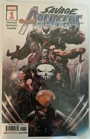 Savage Avengers #1 - First (1st) Print - Finch - Marvel Comics