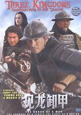 THREE KINGDOMS MOVIE DVD ( SAMMO HUNG, ANDY LAU and MAGGIE Q )