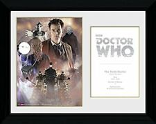 Doctor Who 10th Doctor David Tennant TV Sci Fi Framed Poster Print 40x30cm