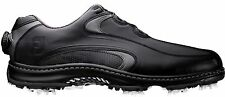 FootJoy Mens Contour Boa Golf Shoes 54026 Size 9 Medium Black/Char