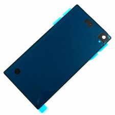 Replacement BLK Battery Door Back Cover Glass Fr Sony Xperia Z1s C6916 T-Mobile
