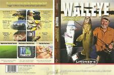 Lindner Walleye Fishing Walleye Triggering Systems Dvd New