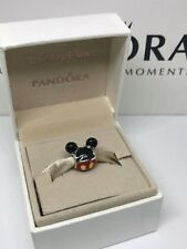 Authentic Disney Pandora Exclusive Charm Mickey Mouse Playful Icon Pand-C9616