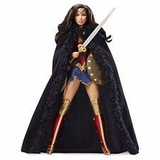 Barbie Black Label DC WONDER WOMAN Movie Doll DWD82  New In Box
