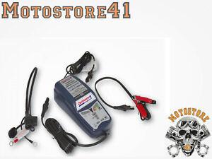 Optimate Chargeur de Batterie Optimate 6 12V Moto Chargeur