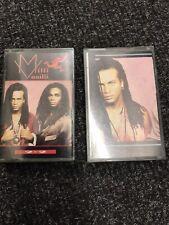 Milli Vanilli - 2x2 - Double Cassette Tape