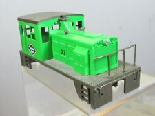 "ATLAS MODEL No.XXX  PLYMOUTH 0-6-0 DIESEL SWITCHER  BODY SHELL "" ONLY"""