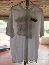 Mens Pontiac T-shirt