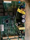 GE New Replacement Refrigerator Main Control Board - Green.   WR55X11130 photo