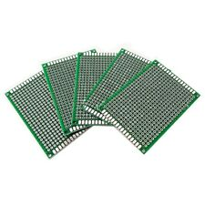 10pcs PCB Bread Boards 5*7 CM Universal Circuit Board Double Side Tinned Printed
