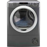 Candy GVSC10DCGR-80 10kg Freestanding Condenser Tumble Dryer - Graphite