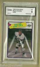 1988 OPC Wayne Gretzky #120  GMA 9 MINT Oilers GRADED