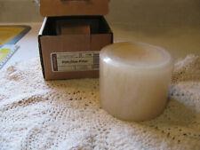 Longaberger Pint Size Vanilla Hazelnut Candle