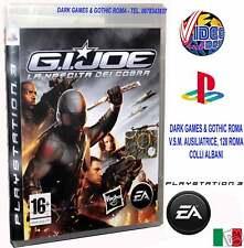 G.I. JOE LA NASCITA DEI COBRA GIOCO NUOVO PER SONY PS3 EDIZIONE ITALIANA PAL ITA
