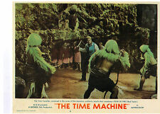 "8 picture of time machine movie 8 1/2"" x 11"" by M.G.M print on heavy paper"