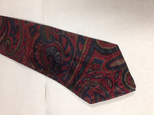 Mens Red Blue Brown Tie Necktie ROYAL KNIGHT~ FREE US SHIP (11539)