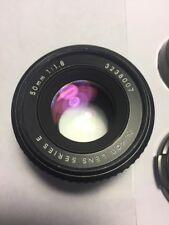 Nikon Series E 50mm f/1.8 Prime Lens Pancake Lens AI-S AIS Chrome Ring Version