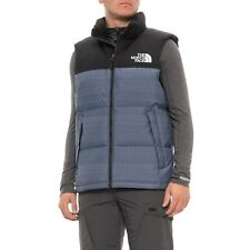 NEW Men's The North Face Novelty Nuptse Down Insulated Vest Large TNF