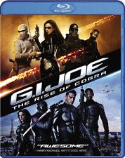 Gi Joe Rise of Cobra 0097361166346 With Dennis Quaid Blu-ray Region a