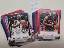 2012-13 Panini 143x NBA Trading Card Basketball Karten Sammelkarte