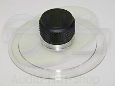 Borne Platine schallplattenklemme pour tourne-disque, noir Knauf 35mm largueur