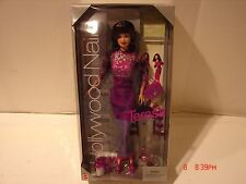 MATTEL DOLL HOLLYWOOD NAILS TERESA BARBIE FRIEND IN BOX 1999 DRESS & ACCESSORIES