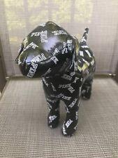 *NEW* Victoria's Secret PINK Large Black/White Toy Dog