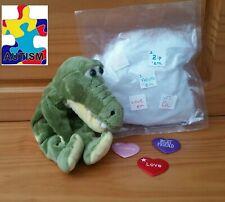 """Alligator """"Al E. Gator"""" Build A Buddy Stuffed Animal Teddy Mountain"""