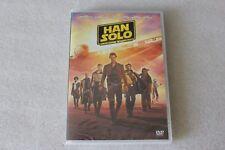 Han Solo: Gwiezdne wojny - historie  - DVD  NOWOŚĆ 2018 POLISH RELEASE SEALED