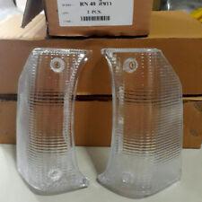FOR Toyota Hilux Rn40 LN40 LN30 RH LH Corner Turn Signal Light Lens 1979-83 81+